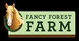 Logo for Fancy Forest Farm